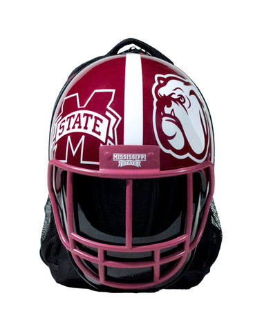 Mississippi St. Helmet Back Pack