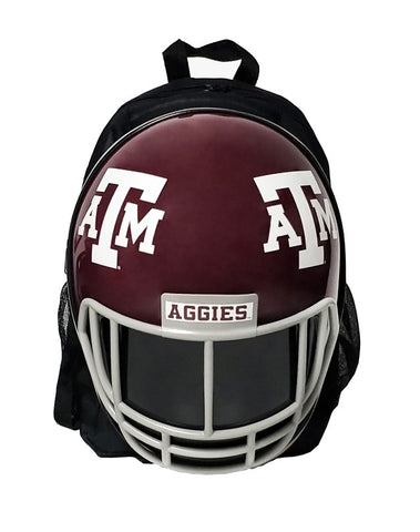 Texas A&M Helmet Back Pack