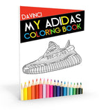 Da Vinci My Adidas Coloring Book