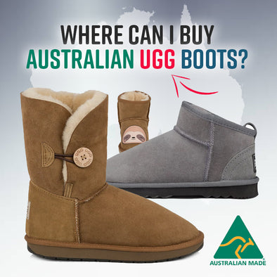 Where to buy Australian UGG Boots.