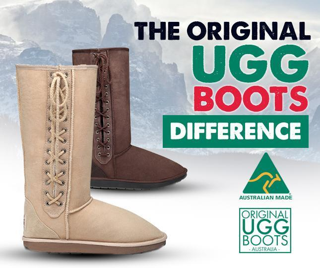 What Makes Original UGG Boots Different