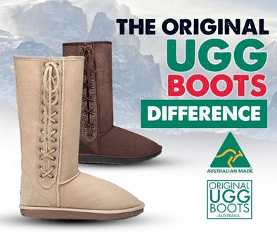 What Makes Original UGG Boots Different?