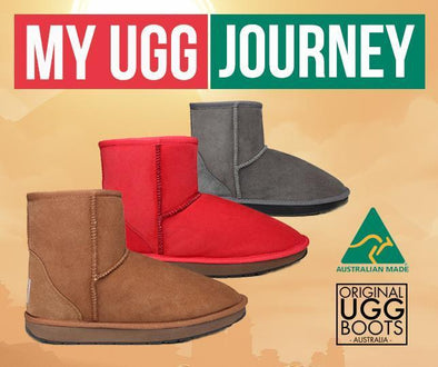 Audrey's UGG Boot Story