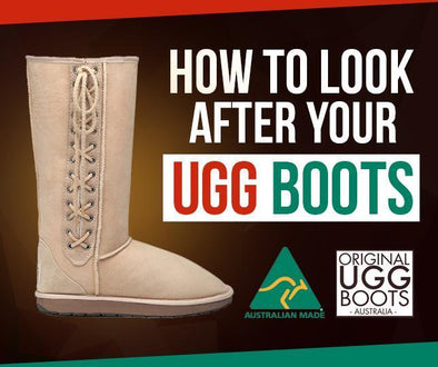 9488548ee Want To Keep Your UGG Boots Looking F R E S H?