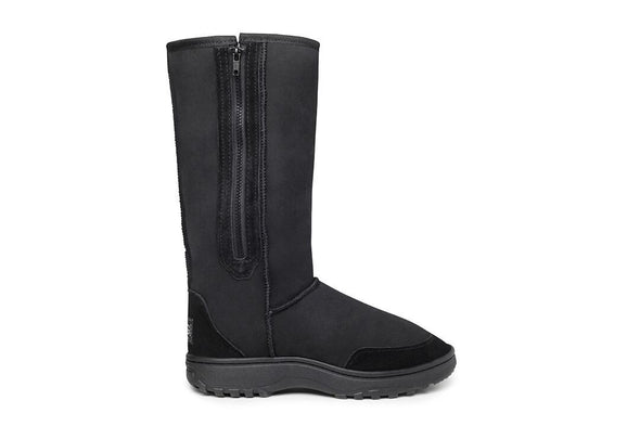 Tall Zip Rugged UGG Boots