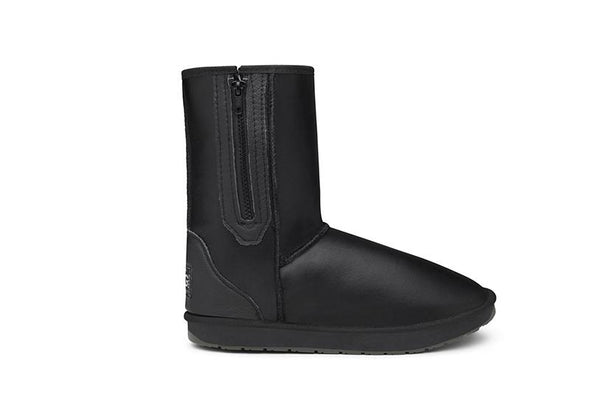 Short Zip UGG Boots - Limited Edition