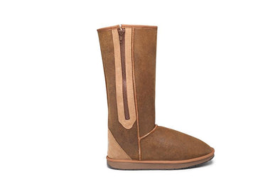 Tall Zippy UGG Boots - Limited Edition
