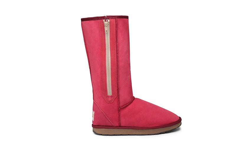 Tall Zippy UGG Boots - Clearance
