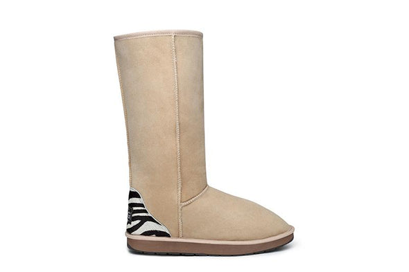 Safari Zebra Tall UGG Boots