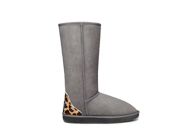 Safari Leopard Tall UGG Boots