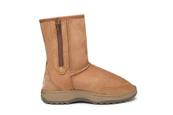 Short Zip Rugged UGG Boots