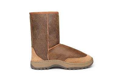 Rugged Short UGG Boots