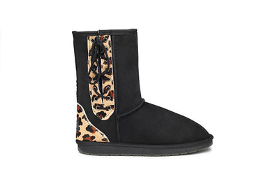 Safari Short Lace Up UGG Boots