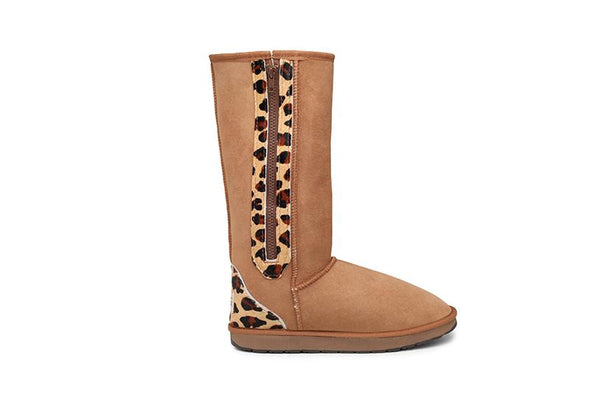 Safari Tall Zippy UGG Boots