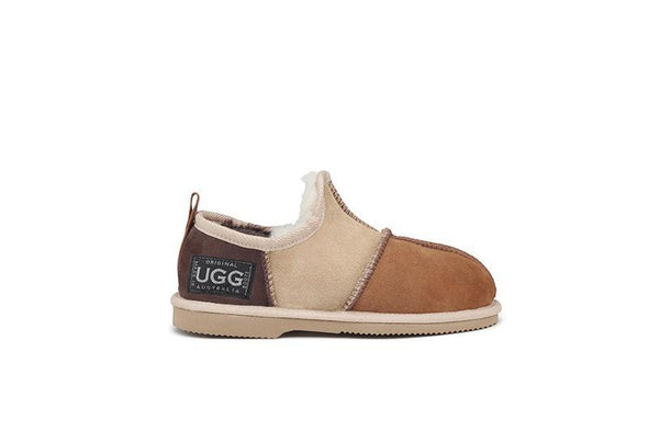 Milly Patch UGG Slippers - Clearance