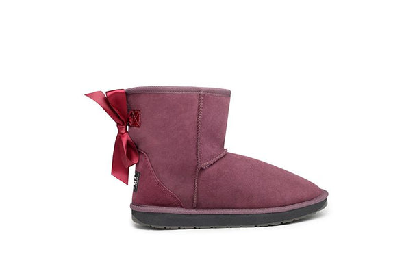 Mini Bella Bow UGG Boots