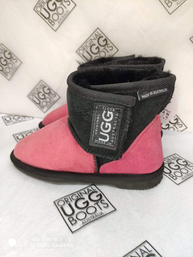 Ruby Velcro Ultra Short UGG Boots Size 10-11