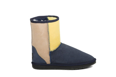 Peanut Patch Short UGG Boots