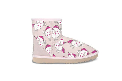 Unicorn Pink Short UGG Boots