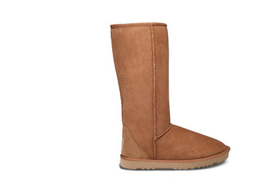 AUS LADIES 8 | AUS MENS 7 CHESTNUT TALL UGG BOOTS