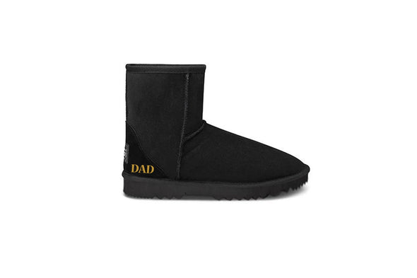 FATHER'S DAY MONOGRAM CLASSIC SHORT UGG BOOTS
