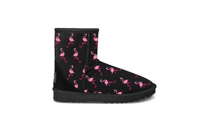 Flamingo Black UGG Boots