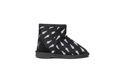 Black Fern Kids UGG Boots