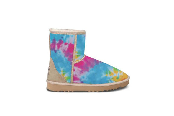 Tie Dye Adult Short UGG Boots - Clearance