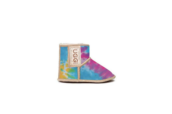 Tie Dye Baby UGG Boots