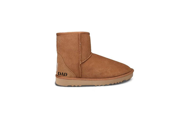 FATHER'S DAY ULTRA SHORT UGG BOOTS