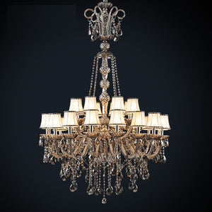 long stair chandelier led hanging lamp classical chandelier crystal pendants living room chandelier lighting kitchen chandeliers