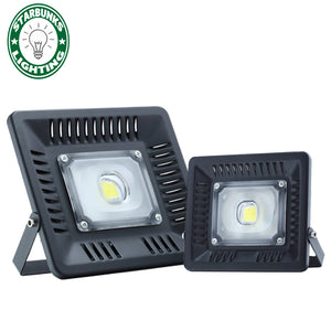 Outdoor lighting High Power ip65 LED COB Chip Super Bright Waterproof Spotlight Floodlight lamp 30W 50W Cool/Warm white
