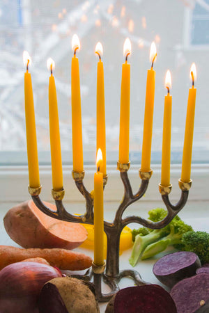 Autostraddle article featuring Narrow Bridge Candles!