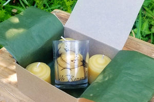 Memorial Votive Candle Set