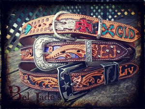 Belts custom belt