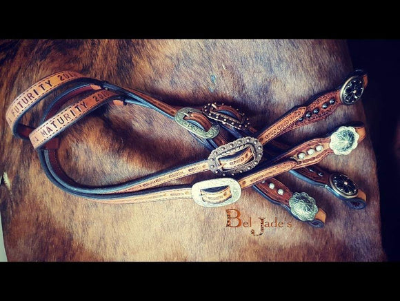 Award bridles