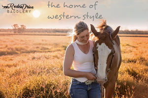 Western tack, country clothing, fashion