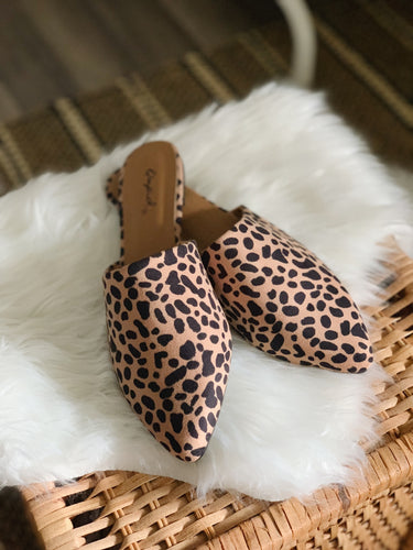 On the Prowl Leopard Flats