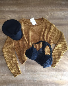 Warm & Cozy Sweater