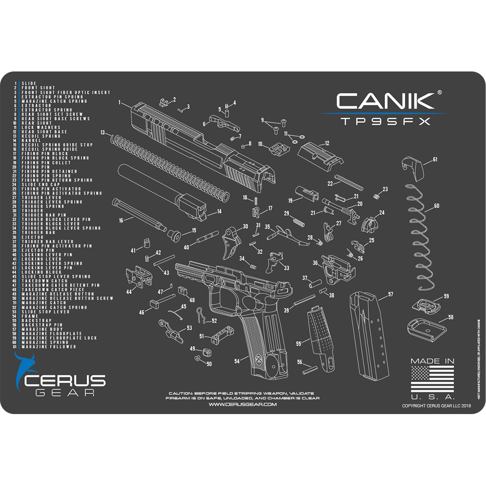 BEST CANIK TP9 CLEANING