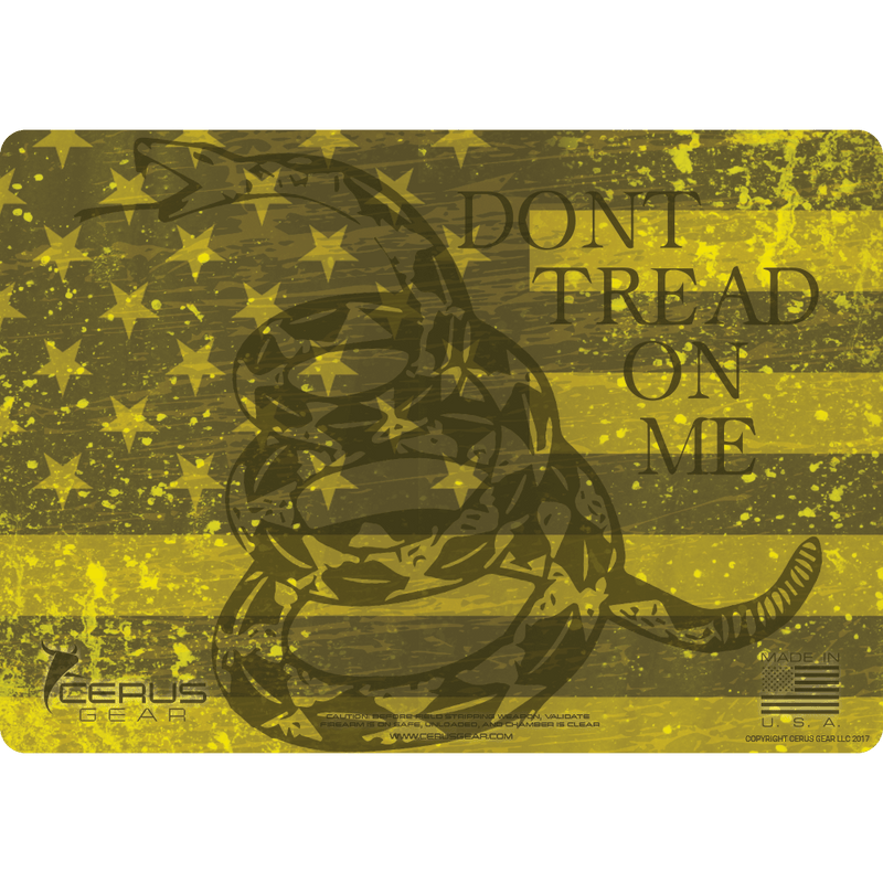Don't Tread on Me ProMat