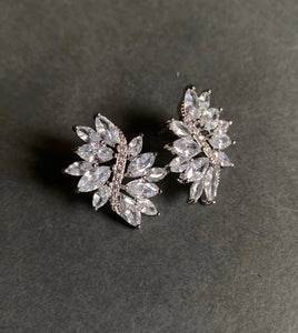 Marquise Crystal Earrings