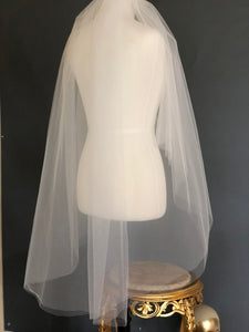 Enchanted Fingertip Veil