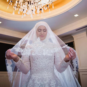 Allure Cathedral Veil