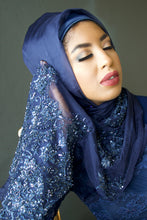 Imperial Lace Silk Scarf