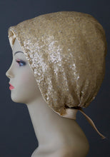 Sequins Bonnet