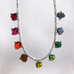 Load image into Gallery viewer, RAINBOW_ANGELS_NECKLACE