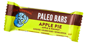Blue Dinosaur Paleo Bar Apple Pie