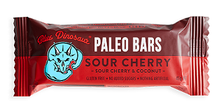 Blue Dinosaur Paleo Bar Sour Cherry - 20% off