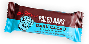 Blue Dinosaur Paleo Bar Dark Cacao - 20% off